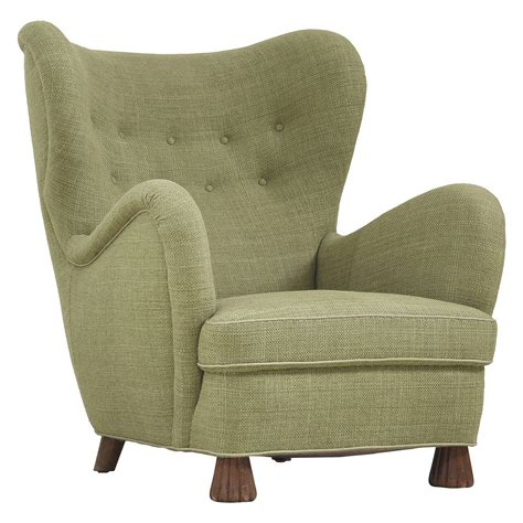 high back armchairs for sale otto schulz high back armchair for boet sweden 1930s for