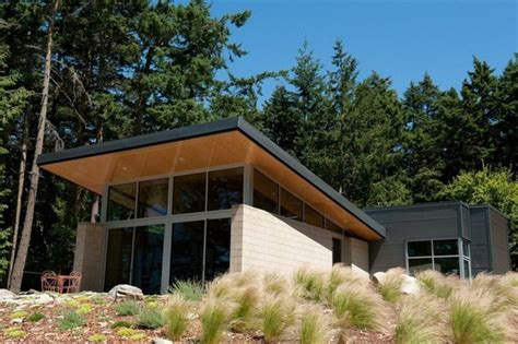 cabin plans modern contemporary cabin with intriguing design details in