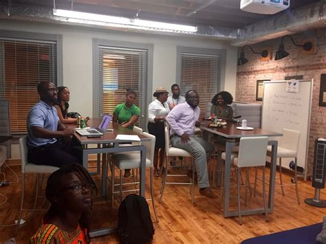 texas transplant launched  meetup  black software developers technically dc