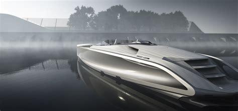Peugeot Design Lab Yacht | peugeot design lab powerboat concept transportation