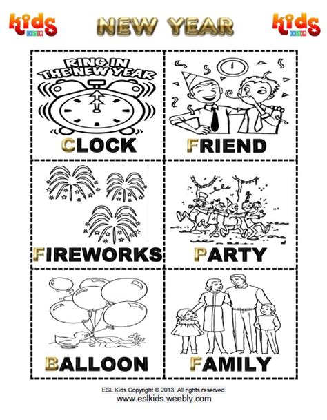 new year worksheets new years activities and worksheets for