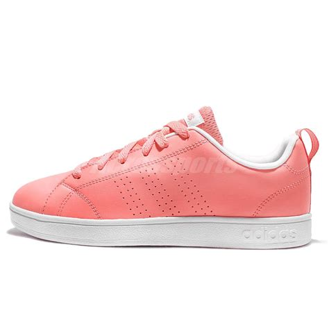 Adidas Neo Advanted Cleans Original Quality adidas neo label advantage clean vs w pink white womens casual shoes aw4747 ebay