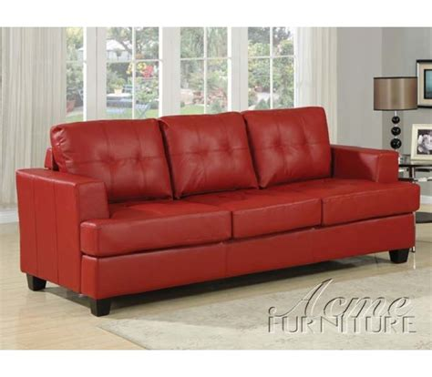 red sleeper sofa red sofa sleeper aspen rainbow three seat sofa sleeper
