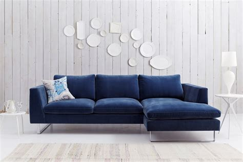 Grey Couch With Chaise Modern Chaise Sofa Jasper Love Your Home