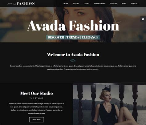 wordpress themes avada review avada wordpress theme 5 0 review with 22 demo homepage layouts