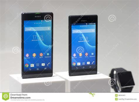 Barcelona Sony Xperia M2 sony xperia z2 m2 mobile world congress 2014 editorial