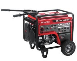 Honda Em5000s Honda Em5000s 5000 Watt Portable Generator