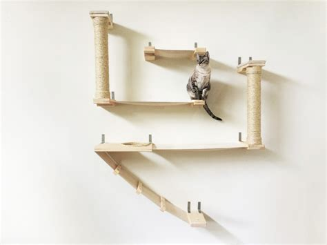 Cat Shelf Wall by The Cat Fort Cat Hammock Shelves Free Us Shipping