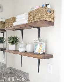 Bathroom Cabinet Storage Ideas For Small Bathrooms Shelving Units Systems Corner Wall Shelf Unit 17 diy space saving bathroom shelves and storage ideas
