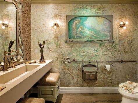 Inspired Bathroom Nouveau Inspired Bath Bathroom Design Choose Floor
