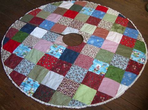 Patchwork Tree Skirt Pattern - patchwork tree skirt 60 quot in diameter pdf