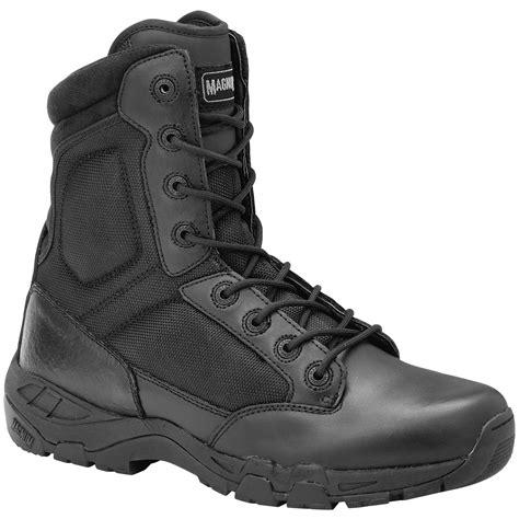 Almost Magnum Zip Black Original magnum viper pro 8 0 side ykk zipper mens boots security