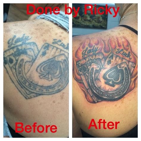 tattoo removal victoria tx gamblers paradise fixer done by ricky garza