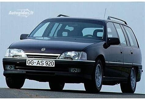 opel omega 1992 1992 opel omega photos informations articles