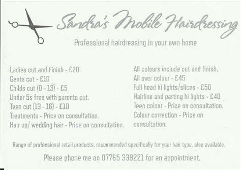 mobile hairdresser s mobile hairdressing mobile hairdresser in