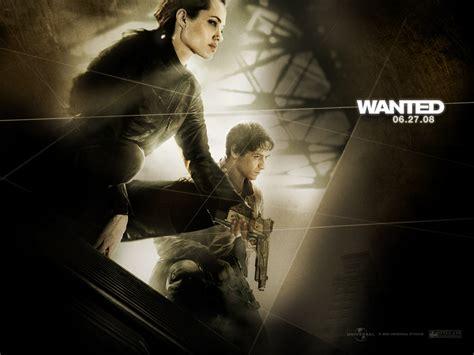 window 7 HD Wallpaper: Wanted Hollywood Movie HD Wallpaper