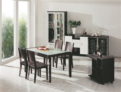 Black And White Dining Room Sets Black And White Dining Room Sets Marceladick