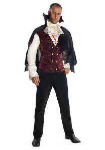 Scary Halloween Costumes For Men Scary Count Dracula Costume Mens Scary Monster Costumes