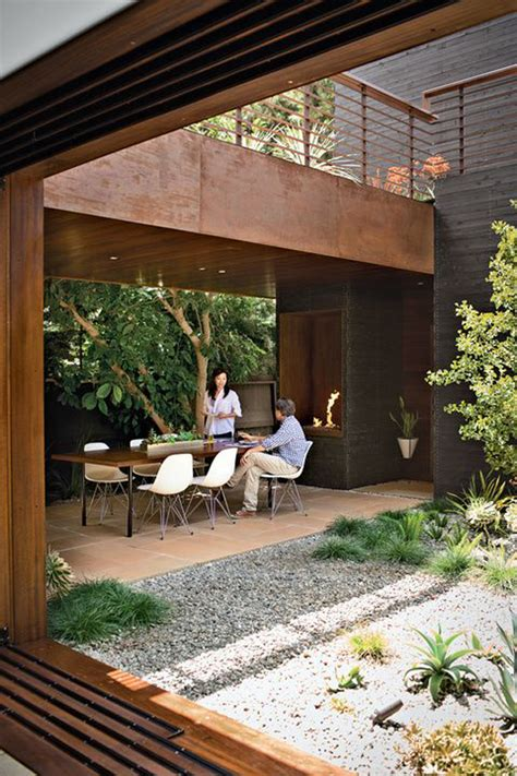 outdoor dining rooms modern outdoor dining room