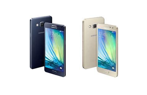 Samsung A3 A4 A5 galaxy a4 et a3 samsung toujours plus m 233 tallique