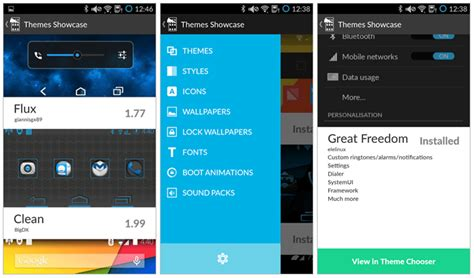 gallery themes for android latest news tips tutorials about personalization