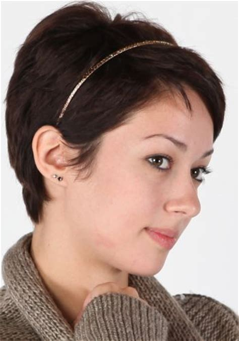 the split headband hairstyles for short hair cute girls hairstyles 37 best images about headband hairstyles for short hair on