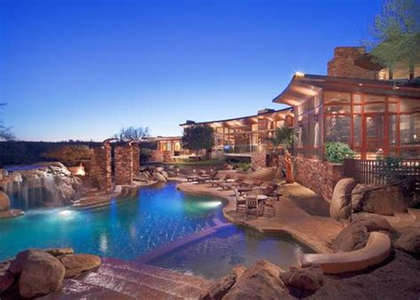 most amazing backyards sonoran desert home scottsdale arizona in photos