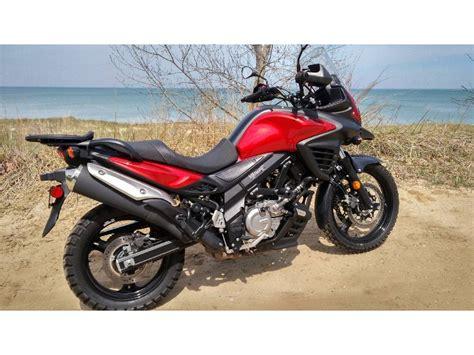 2014 Suzuki 650 V Strom 2014 Suzuki V Strom 650 Abs For Sale Used Motorcycles On