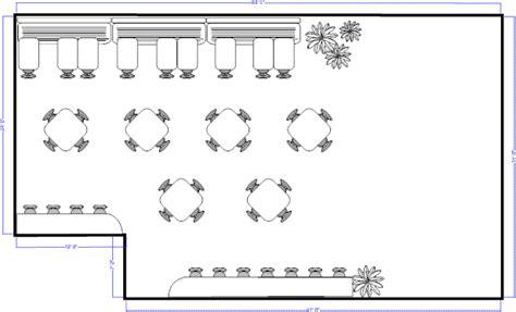 Fast Food Restaurant Floor Plan Restaurant Design Restaurant Booths And Other Commercial
