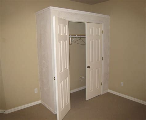 how to add a closet to a small bedroom add a closet