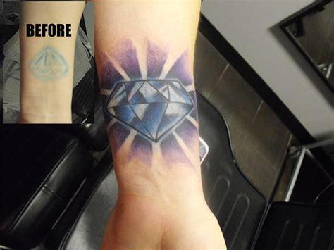 diamond tattoo cover up crimson empire tattoo