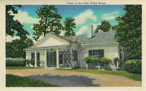 little white house fdr s little white house