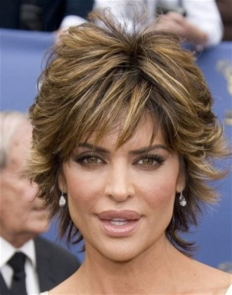 what type of hair style does lisa rinna have liza li junglekey fr image 350