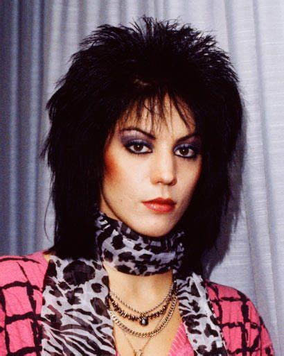 80s rock hairstyles 80s rocker look female images of 02 joan jett rock star