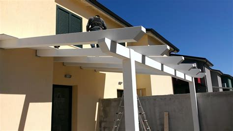 tettoie in legno bianco tettoie in legno bianco tettoia in legno dettaglio della