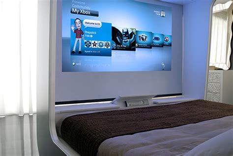 Hi Can Bed by Un Lit Pour Jouer 224 La Console De Jeux Et Regarder La T 233 L 233