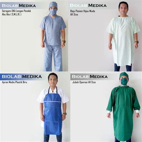 Baju Pasien Baju Operasi Baju Rumah Sakit Murah Bahan Bagus 1 tempat jual seragam rumah sakit biolab medika