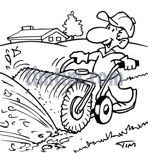 sweeper truck coloring page street sweeper free coloring pages