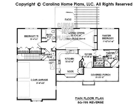 Small Ranch Style House Plan Sg 1199 Sq Ft Affordable Ranch Style House Plans 1200 Sq Ft