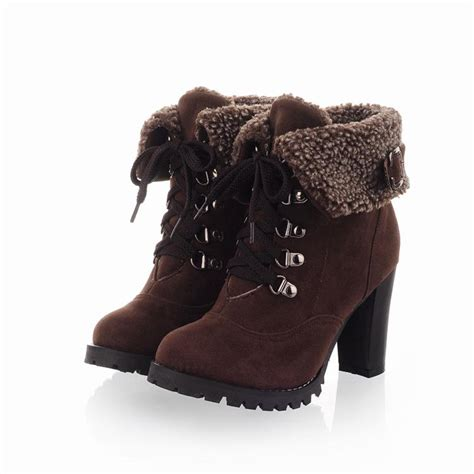 30 cool winter boots for without heels sobatapk