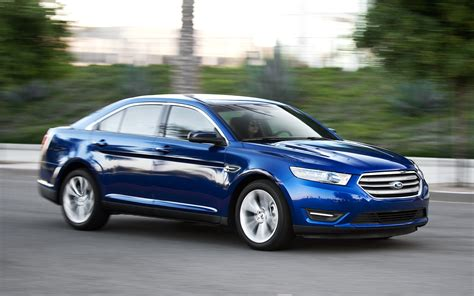 2013 Ford Taurus by 2013 Ford Taurus Sel V 6 Test Photo Gallery Motor