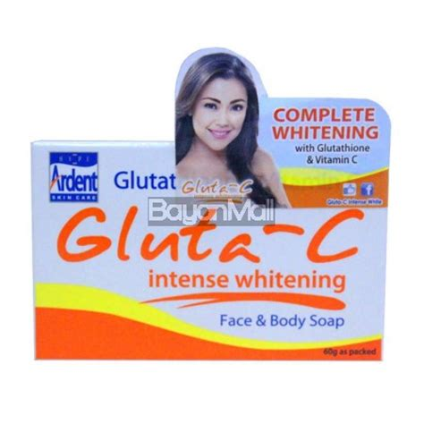 Gluta White Vit C gluta c whitening glutathione vitamin c