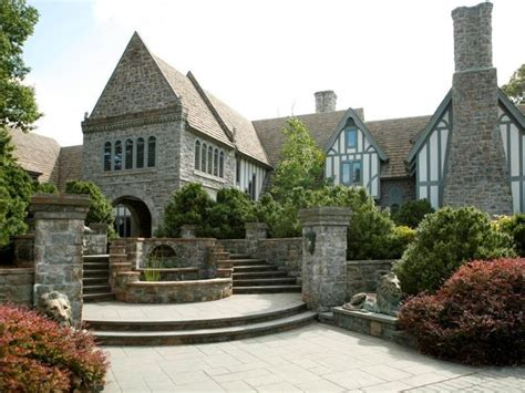 english tudor stately 30 000 square foot english tudor manor home
