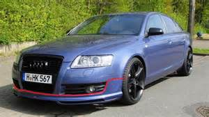 abt abt frontspoiler lippe audi a6 4f 205044902