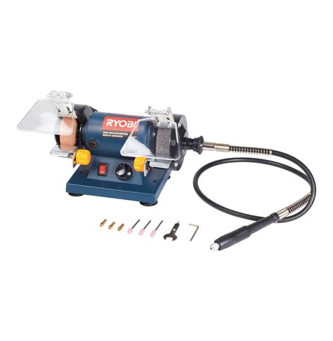 ryobi bench grinder price ryobi bench grinder 120 watt buy online in south