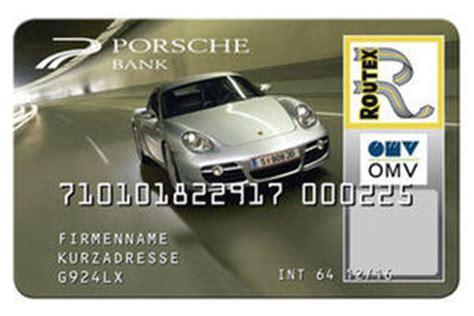 porsche bank finanzierungsrechner tankkarte porsche bank