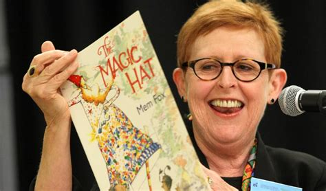 Meme Fox - conference brings mem fox to speak the advocate
