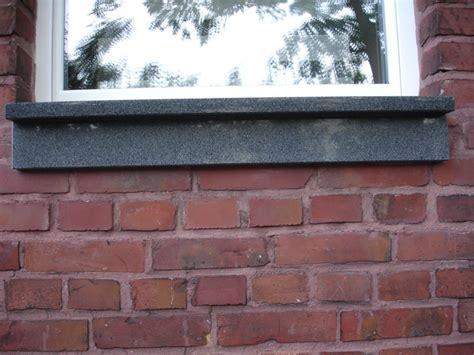 granit aussenfensterbank fensterb 228 nke natursteinbetrieb francisco in linnich
