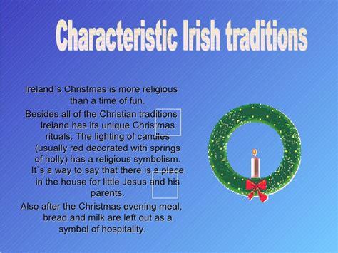 traditions of ireland in ireland