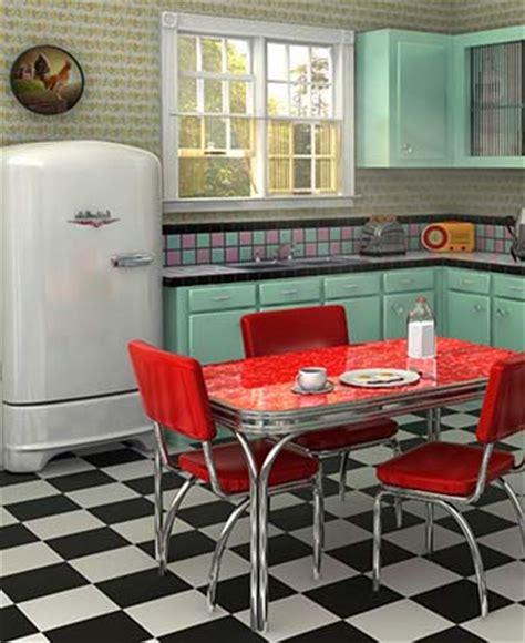 imagenes retro cocina cocinas vintage